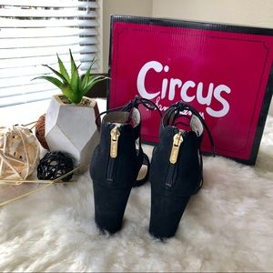 Sam Edelman Shoes - Brand New Sam Edelman Circus Emilia Heeled Sandals